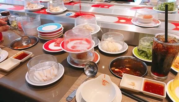 Tổng hợp những nhà hàng lẩu băng chuyền ngon nhất tại TP.HCM