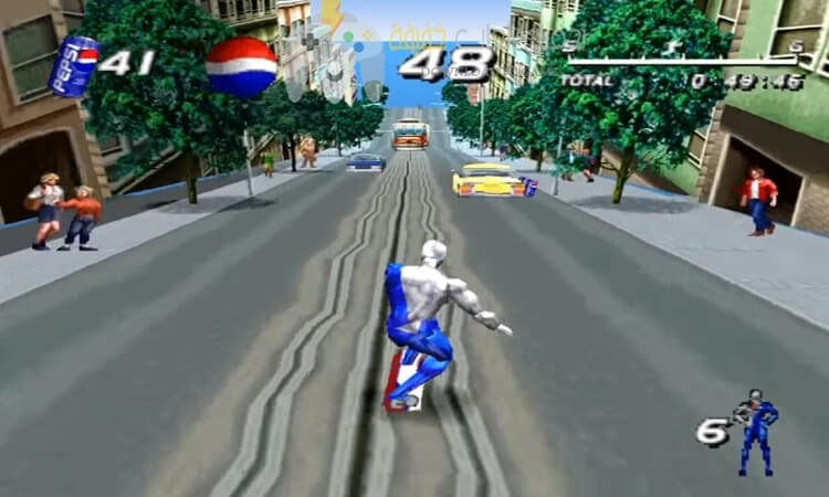 تحميل لعبة بيبسي مان Pepsi Man مجاناً من ميديا فاير