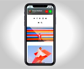 fitur tampilan telepon minimalis di iOS 14