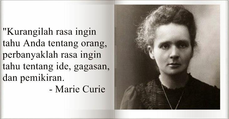 marie cury