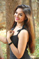 Aswini in lovely Deep Neck Sleeveless Black Dress Spicy Pics ~  Exclusive 49.JPG