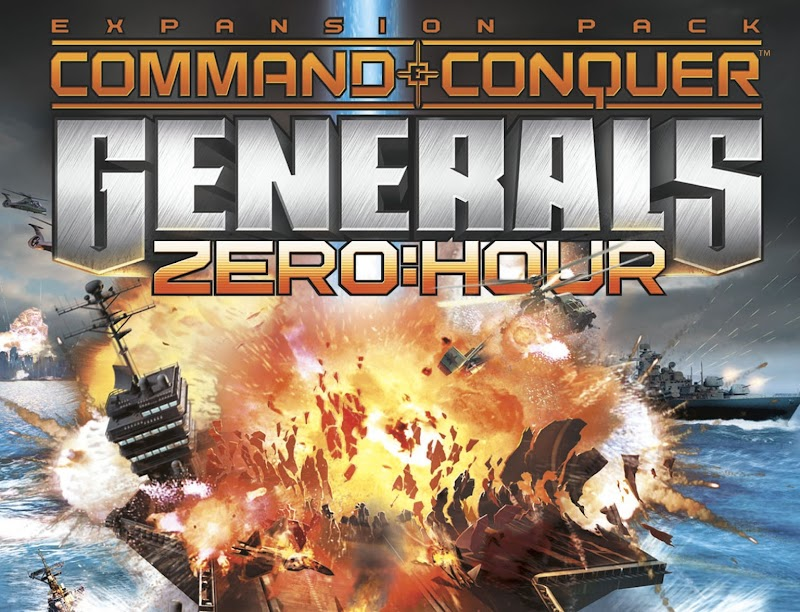 Command & Conquer Generals & Zero Hour english free Download For PC