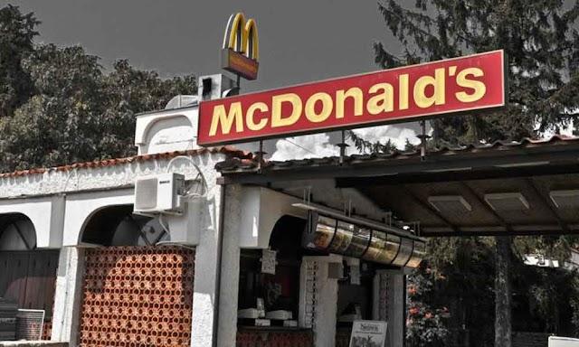 McDonald's returns to Macedonia?