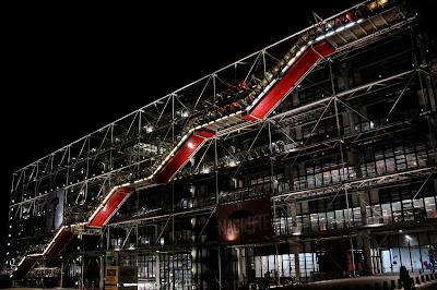 Centre Pompidou-Parigi-Francia-Renzo Piano
