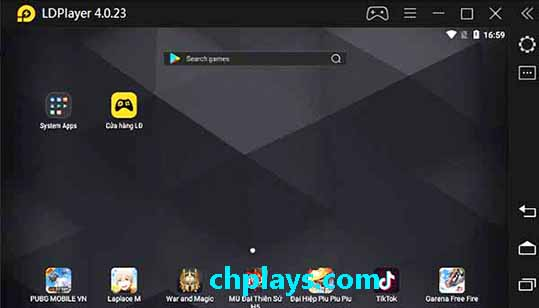Tải LDPlayer 4.0.23 mới nhất - Giả lập Android cho PC Windows b
