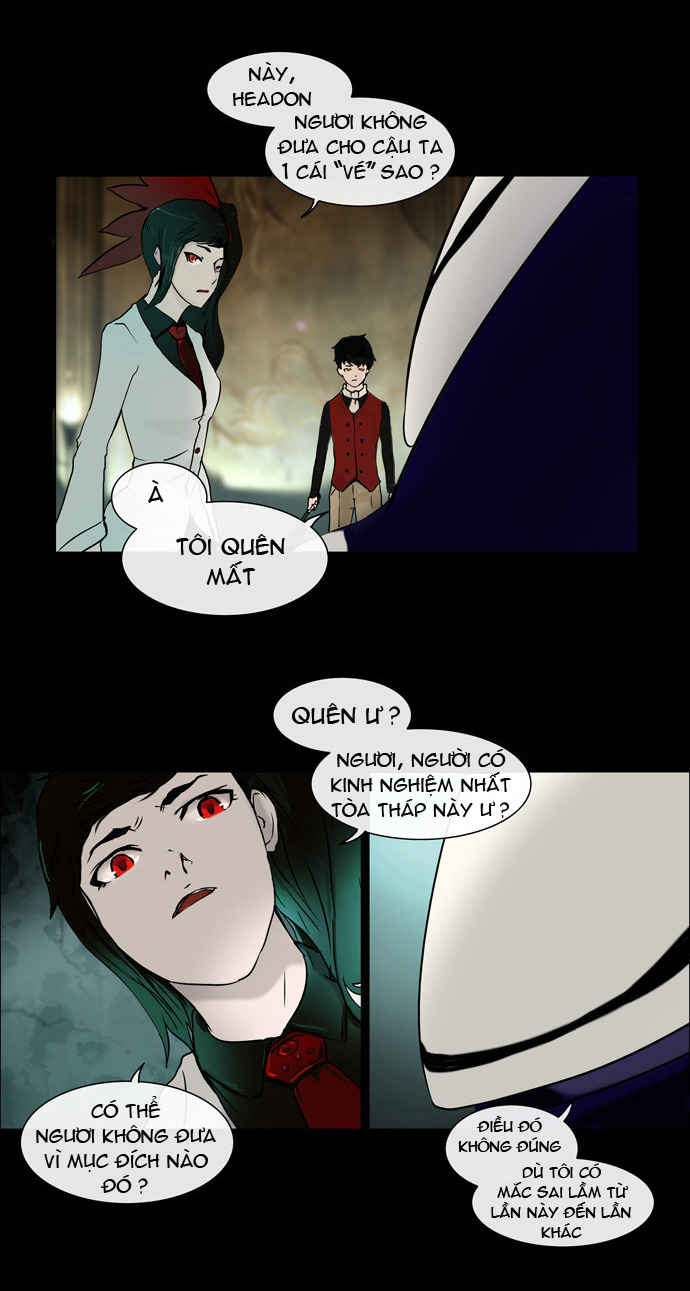 Tower of God chapter 2 trang 16