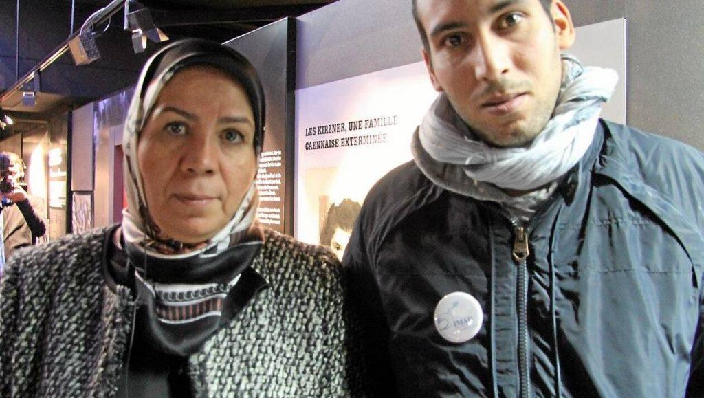 """ابن لطيفة بن زياتن فبرك قصة الاعتداء عليه من قبل """"ملتحين إسلاميين"""" في فرنسا"""