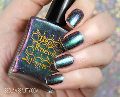 Bee's Knees Lacquer | The Magician