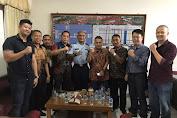 Pengurus Mitra Kogartap II/Bandung Silahturahmi Dengan Waasops Kaskogartap II/Bandung
