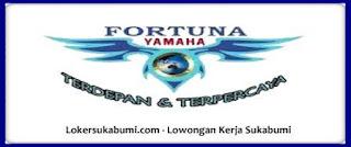 Lowongan Kerja Dealer Yamaha Fortuna Motor Sukabumi