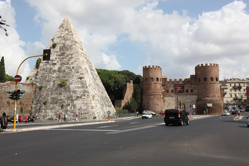 pyramid of cestius, cestius pyramid, pyramid cestius, rome pyramid, pyramid rome, pyramid rome, pyramid in italy, pyramid in rome