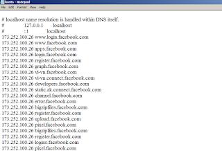 """Cách vào Facebook bị chặn khi """"Không vào được Facebook"""" trên Cốc Cốc, Chrome, FireFox  4"""