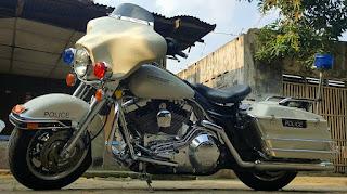 Dijual Moge Harley Davidson Electra Police 2004 - JOGJA