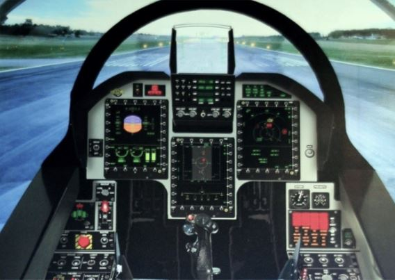 JF-17 Thunder cockpit