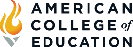 Logo of American College of Education