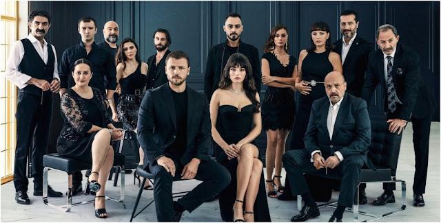 """المسلسل التركي """"الخطأ"""" يتصدر بعد عرض أولى حلقاته.."""