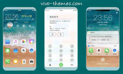 Iphone Theme For Vivo