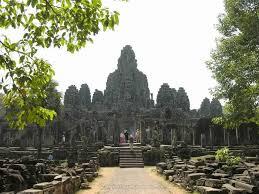 Kuil-Kuil Angkor di Siem Reap, Kamboja