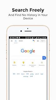 Incognito Google v1.0 Pro APK