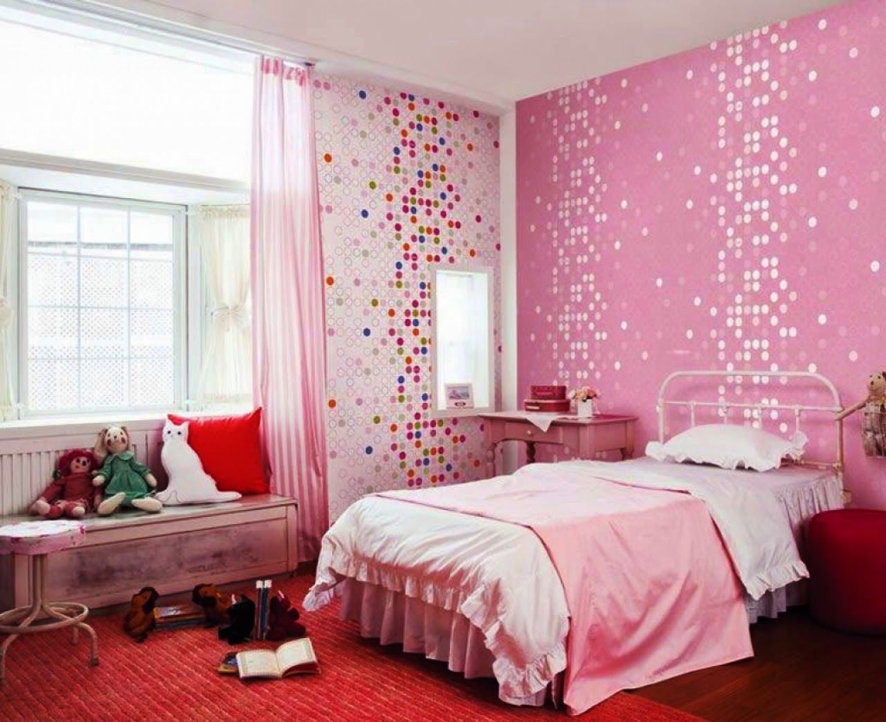 A Room For Everyone & Perfect Girls Room Design and Decor Ideas - A Room For Everyone
