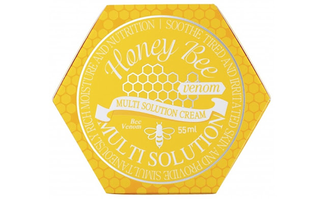 Honey Bee Venom Multi Solution Cream & Magic Skin Primer