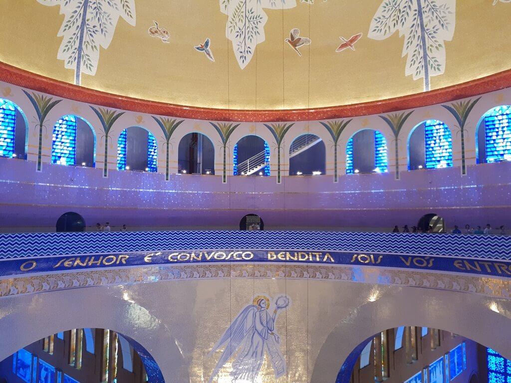 Cúpula da Basílica em Aparecida