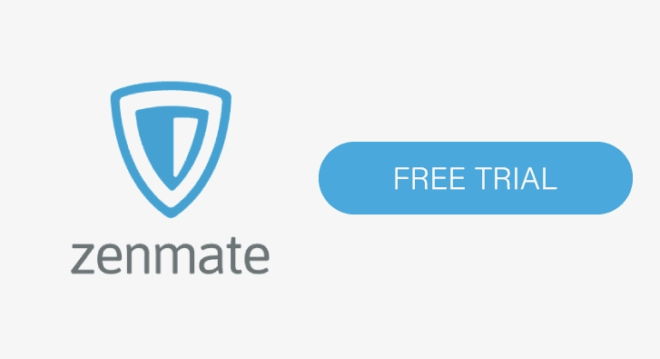 - zenmate - 5 Best VPN Free Trial 2019