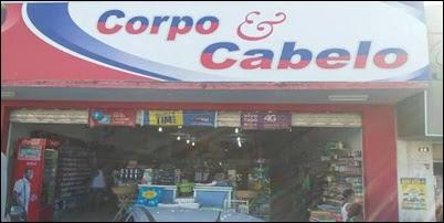 LOJA CORPO E CABELO BC/PE