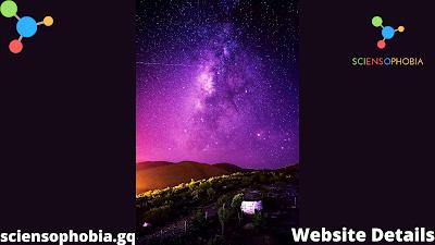 WEBSITE DETAILS - Sciensophobia