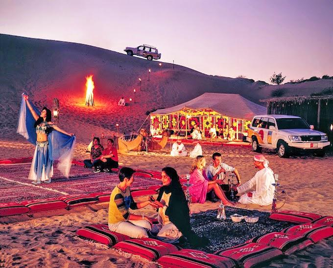 رحلة العشاء البدوي شرم الشيخ