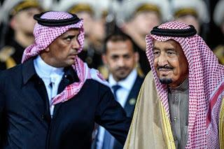 Pengawal Pribadi Raja Salman Tewas Tertembak