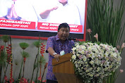 Terpilih Ketua MPI KNPI Sulut, Sumendap Ajak Pemuda Bangun Sulut