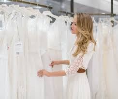 What To Wear Wedding Dress Shopping