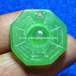 Batu Permata Giok Jadeite Jade - ZP 315
