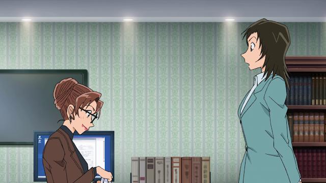 """Detective Conan 901 - """"El SOS de la abogada Kisaki (Parte 1)"""""""