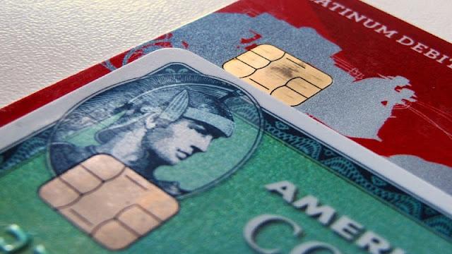 Cartão de crédito em Boston