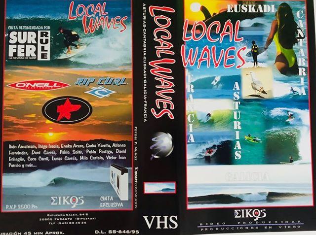 Local Waves - Galicia parte 1