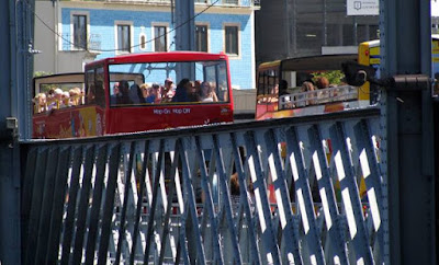 ônibus de dois andares de turismo
