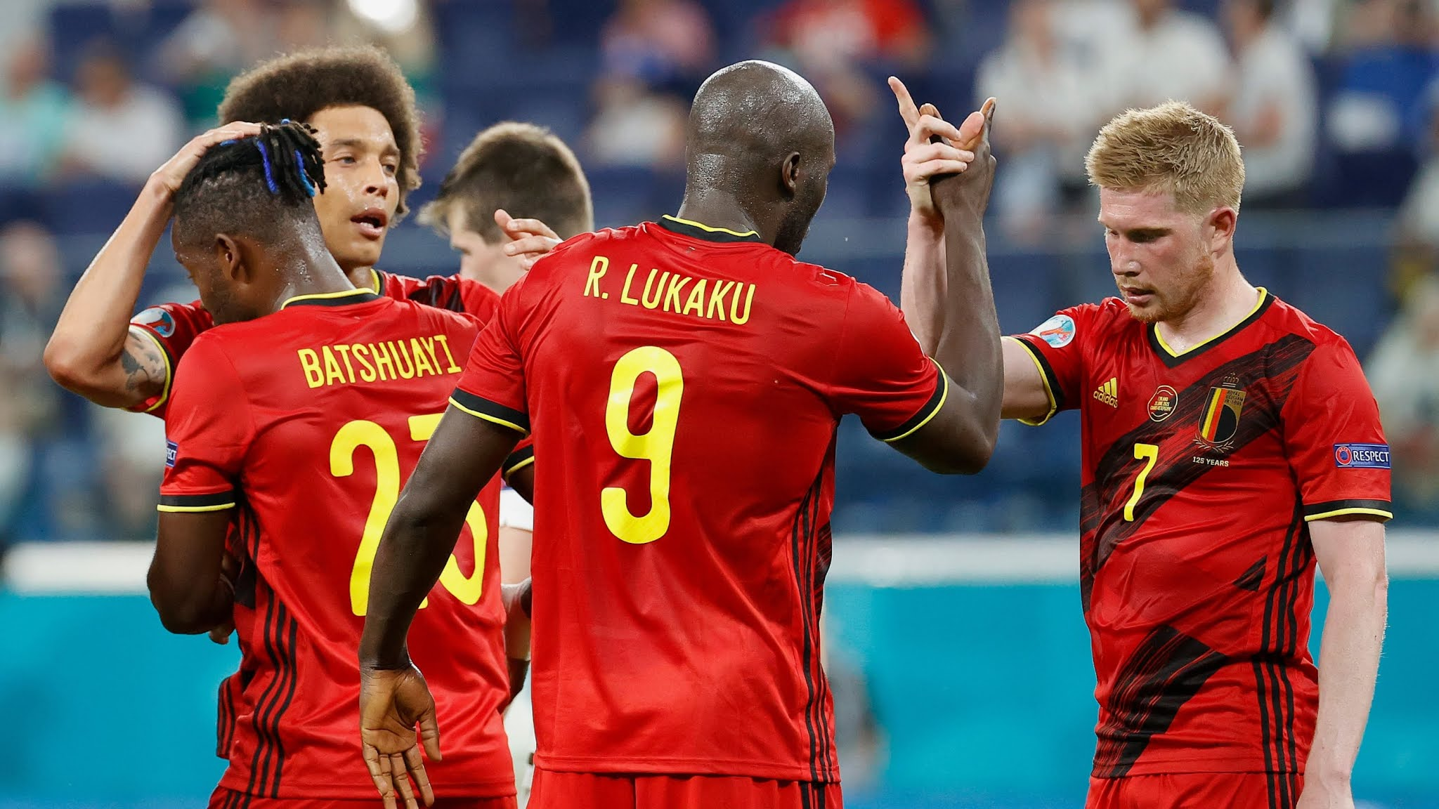 Belgium clash with Italy in the headline act on Friday night