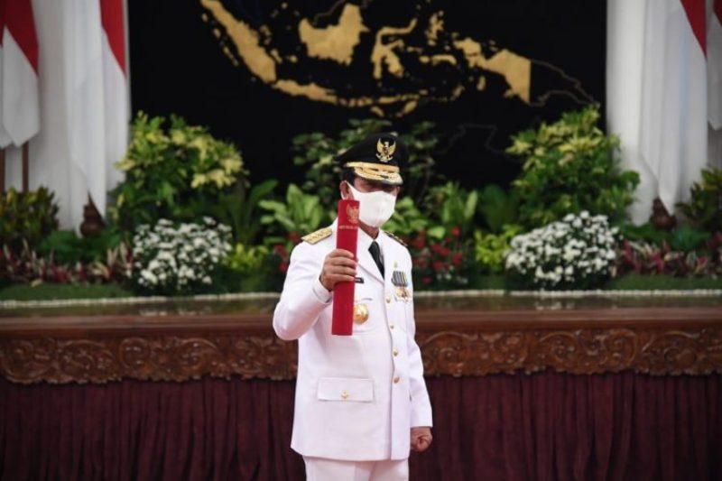 Gubernur Kepri Positif Covid-19, Ketua LAM: Mohon Masyarakat Tenang dan Doakan Semoga Lekas Sembuh