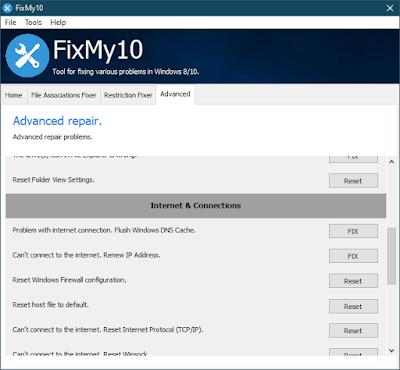 Reparar problemas comunes en Windows 10