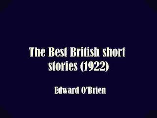 The Best British short stories (1922)