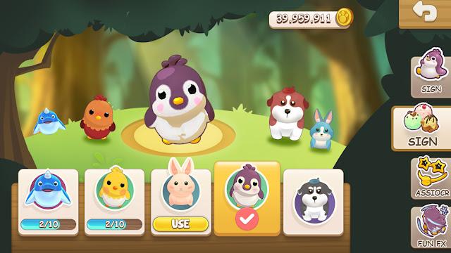 Screenshot Sweet Crossing Snake.io - Apcoid