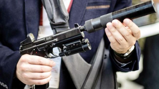 Pistol PL-15K