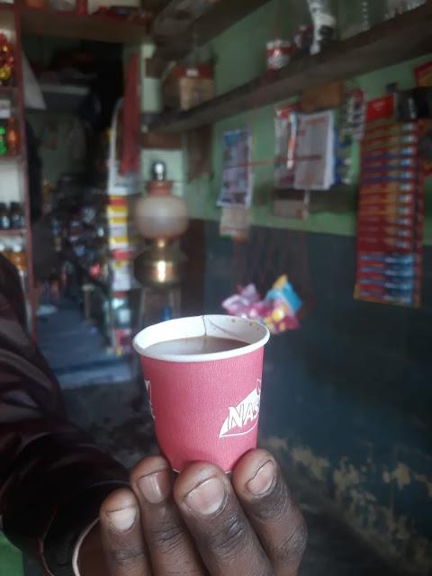 Travelonyet - Chai Masala Tea yang Selalu Dirindukan