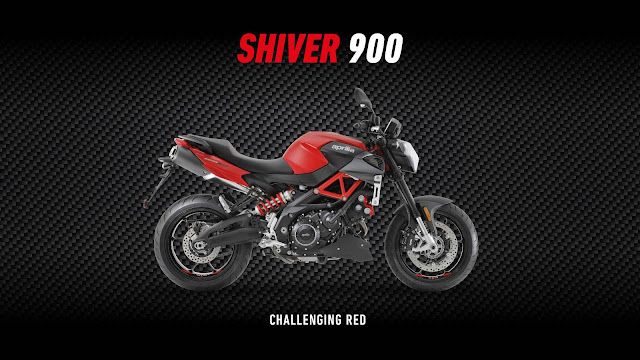 Spesifikasi Aprilia Shiver 900