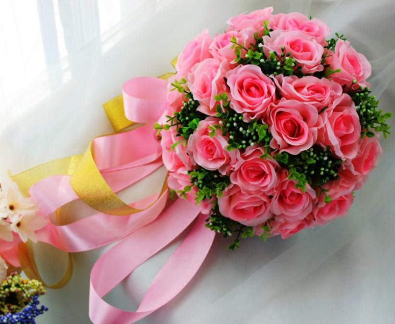 Buket Bunga Pengantin_Bunga Pernikahan Cantik Dan Indah 201708