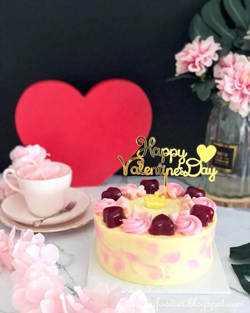 Sweet Passion Premium Cakes Valentines 2021