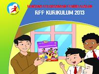 RPP 1 Lembar Kelas 4 Tema 9 K2013 Semester 2