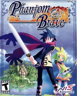 Phantom Brave Gameplay